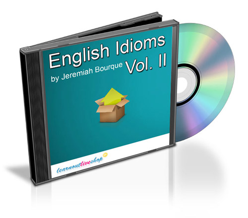 English Idioms Volume II cover