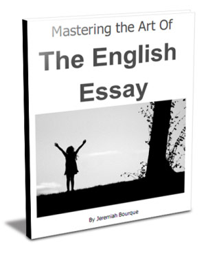 The Art of English Essays cover